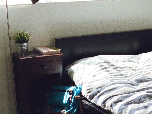【寝室編】観葉植物で癒し空間づくり